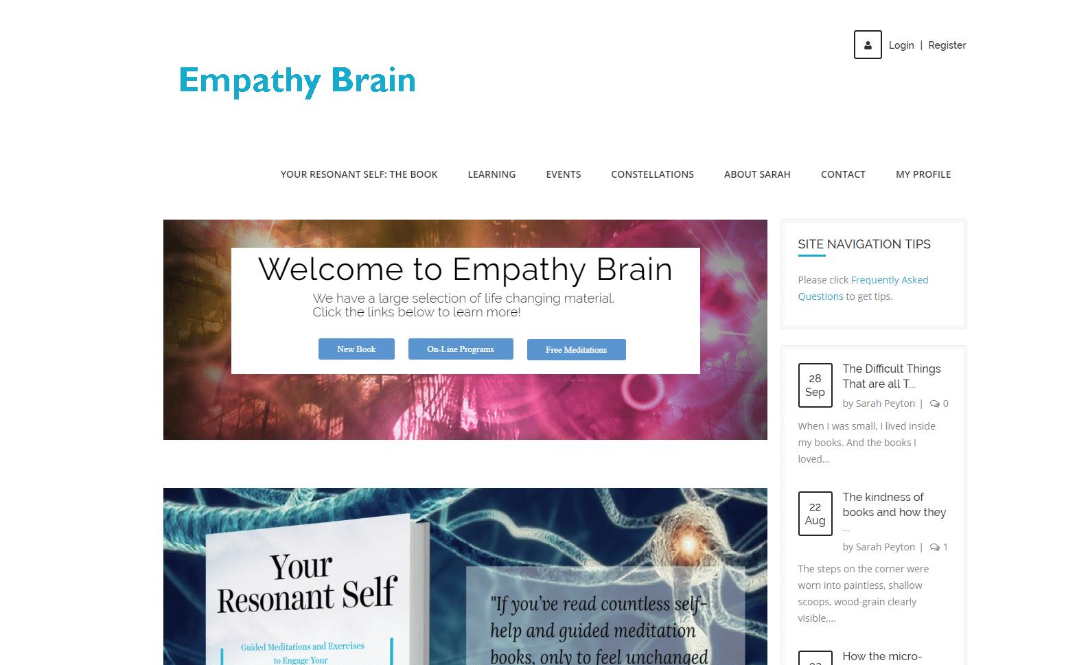 http://empathybrain.com