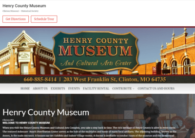 Henry County Museum