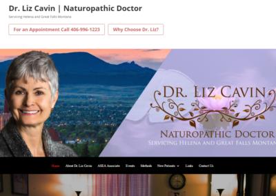 Dr. Liz Cavin