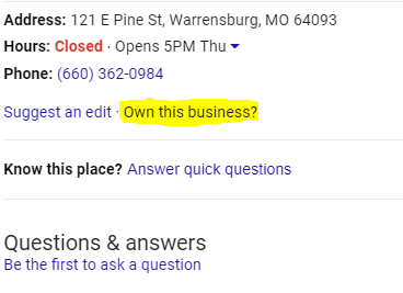 Kansas City Seo