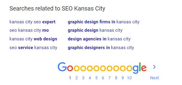 Kansas City Seo
